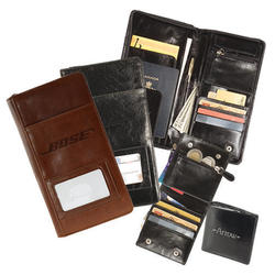 The Pilot - Leather Travel Organizer