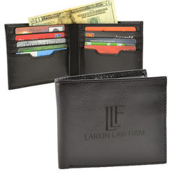 The Bankroll - Leather Wallet