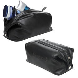 The Capsule - Leather Toiletry Bag