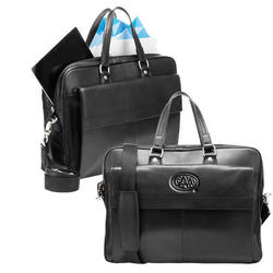 The Dean - Leather Briefcase