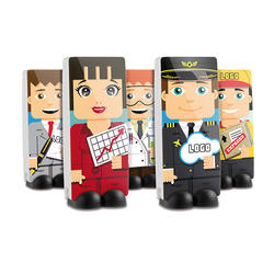 1GB FUNKEY Flash Drive
