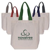 Uptown - Cotton Tote Bag