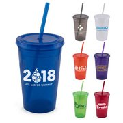 Explore - USA 16 oz. Double Wall Tumbler