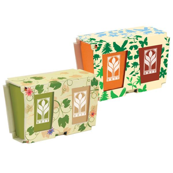 Promo Planter, 2-Pack Planter Set