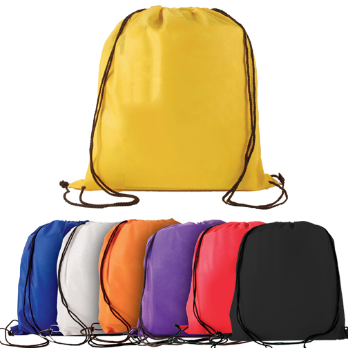Blank, NW Drawstring Backpack