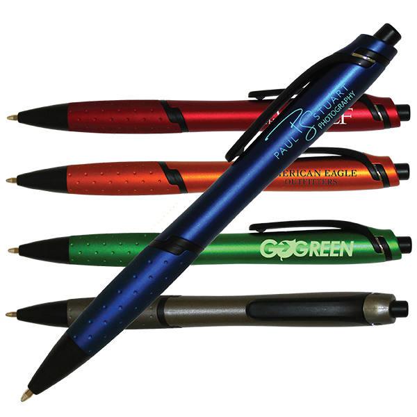 Matte Aura Grip Pen