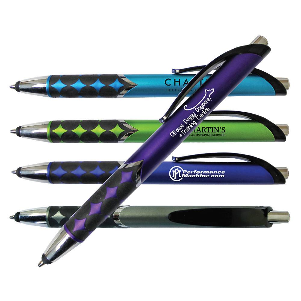 Metallic Jubilee Pen/Stylus- Closeout
