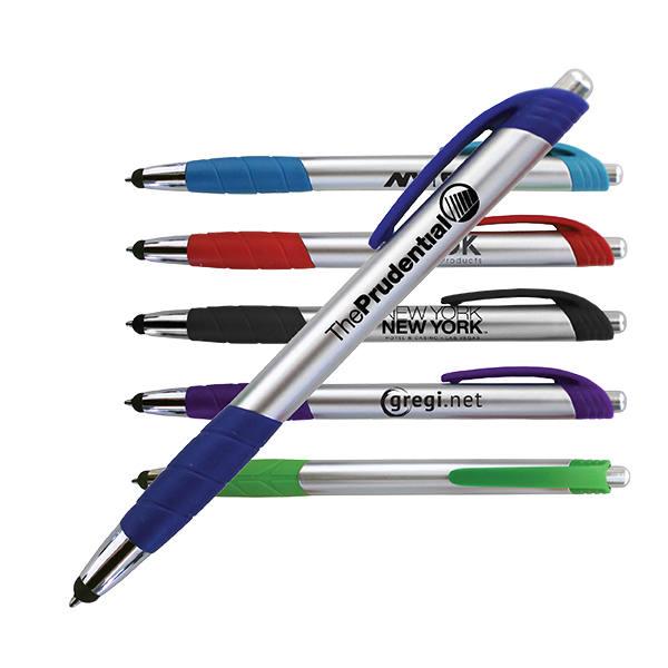Silver Merit Pen/stylus