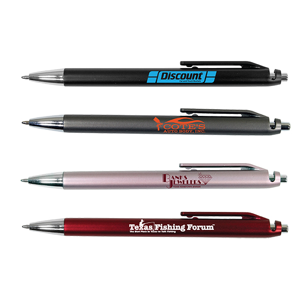 Matte Quest Click Pen- Closeout