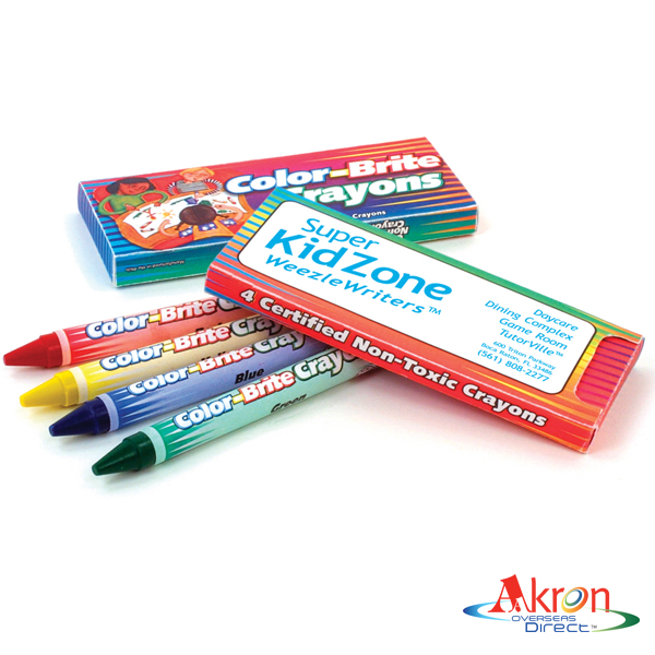 Overseas Direct, Color-Brite Crayons