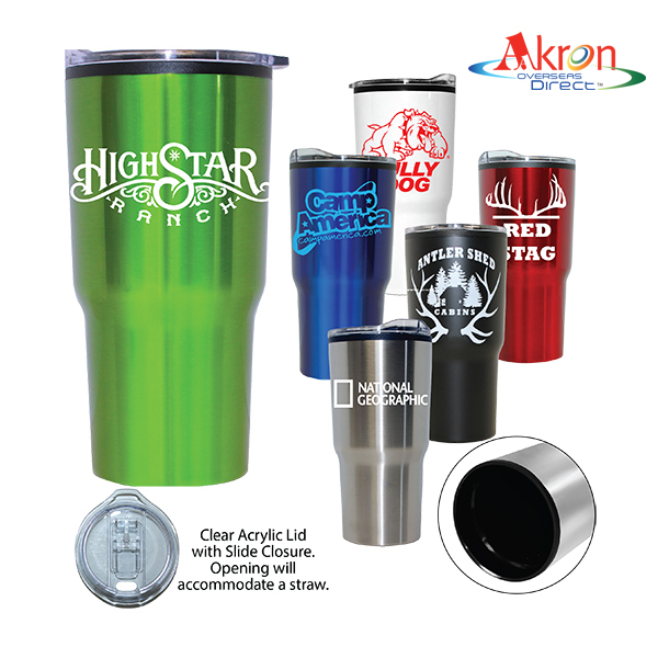 Overseas Direct, 20 oz. Ares Tumbler