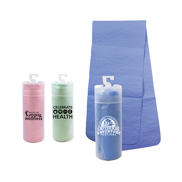 Cooling Towel with Tube