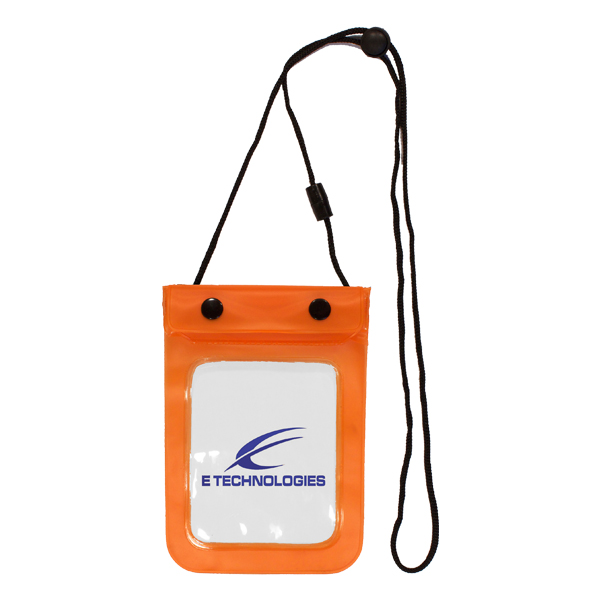 Waterproof Cell Phone Bag - Closeout