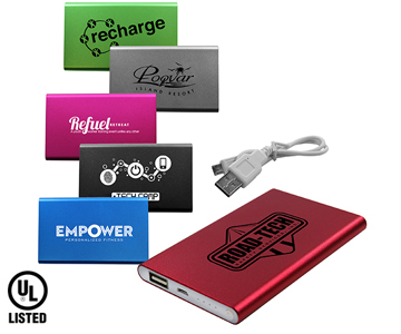 4000 mAh Slim Power Bank