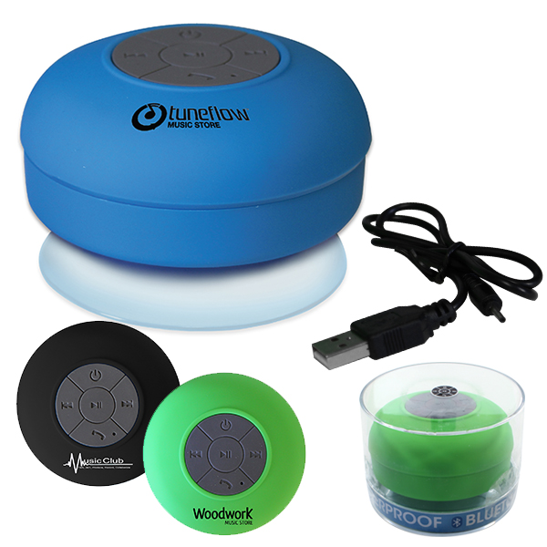 Halcyon™ Waterproof Bluetooth™ Speaker