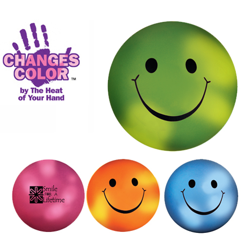 Mood Smiley Face Stress Ball