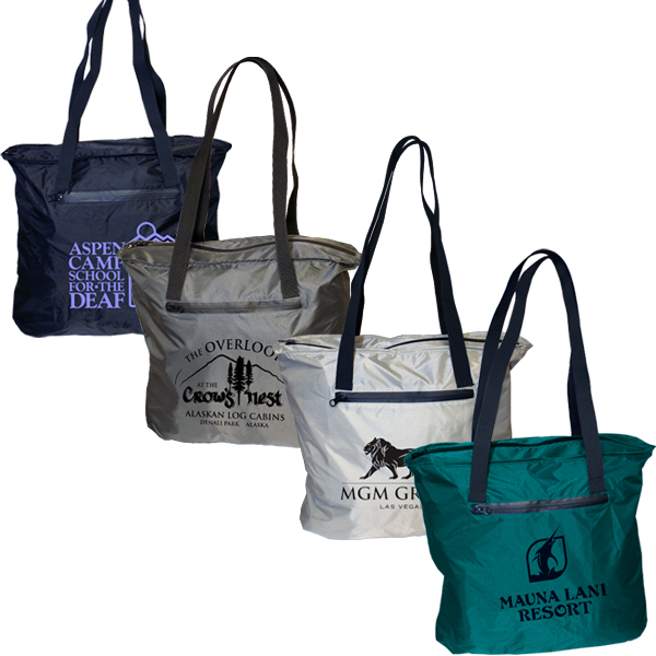 Otaria Packable Tote Bag