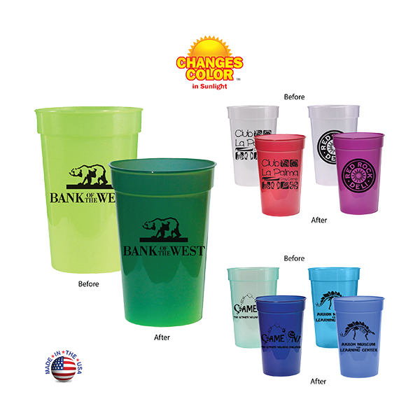 17 oz. Sun Fun Stadium Cup