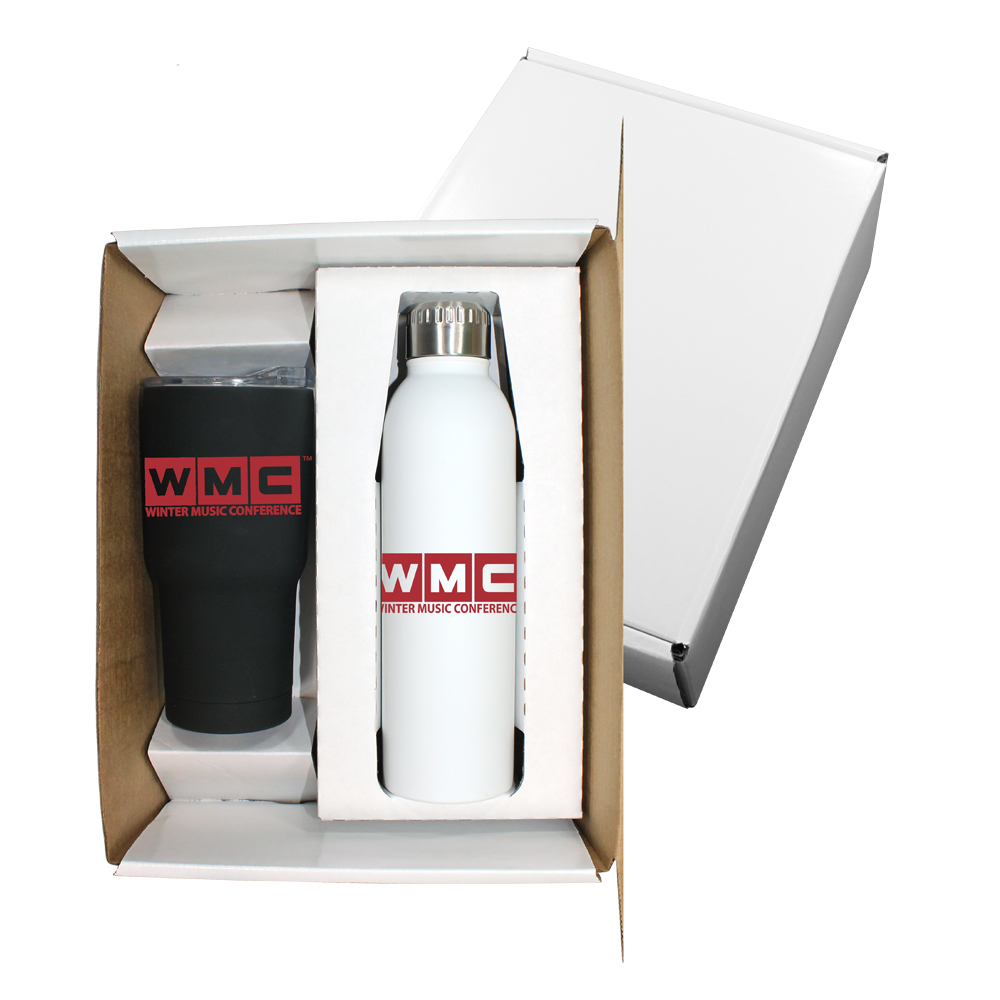 Halcyon® Tumbler & Deluxe Bottle Gift Set