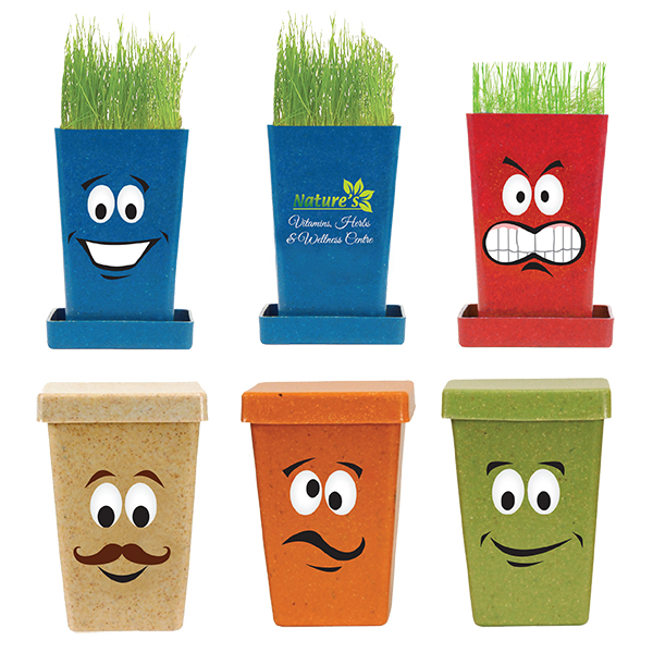 Expression Planter, 1-Pack Planter, Full Color Digital