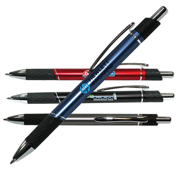 Broadway Grip Pen, Full Color Digital