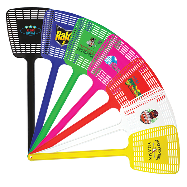 Mega Fly Swatter, Full Color Digital