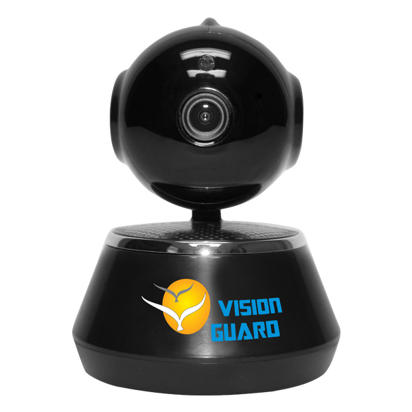 Smart WiFi Security Camera, Full Color Digital