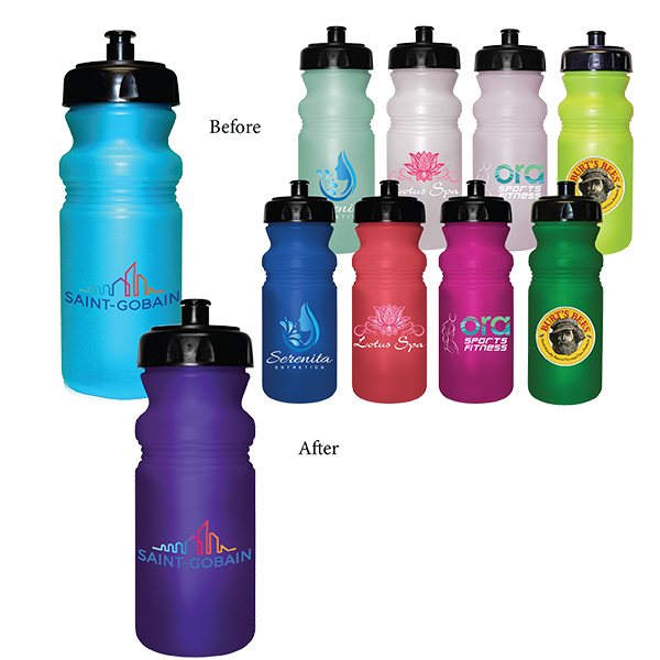 20 oz. Sun Fun Cycle Bottle, Full Color Digital Direct