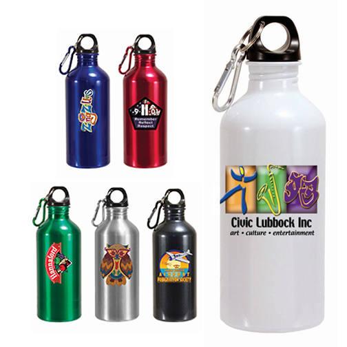 22 Oz. Aluminum Trek ll Bottle, Full Color Digital Direct