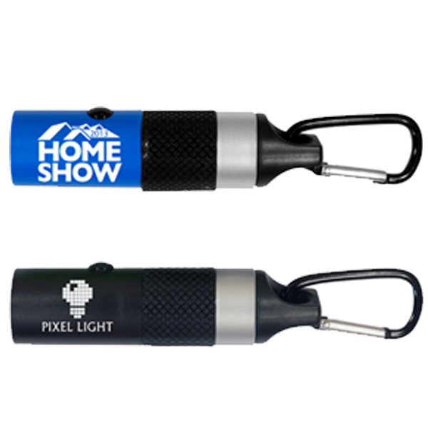 Carabineer Led Flashlight - Closeout