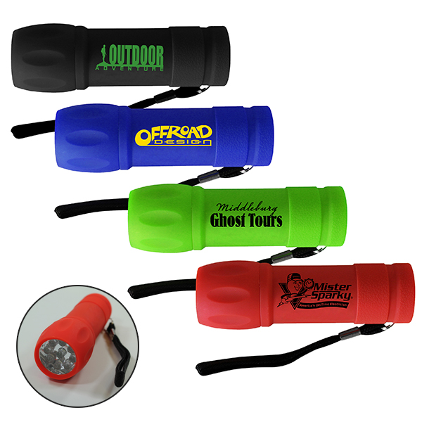 Halcyon™ LED Flashlight