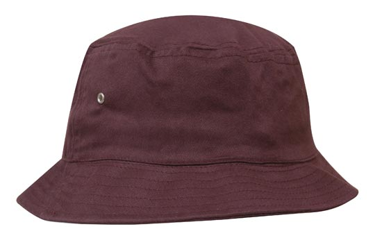 2ce76ff79c8 Childs Brushed Sports Twill Bucket Hat