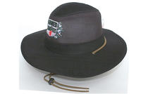Safari Cotton Twill & Mesh Hat