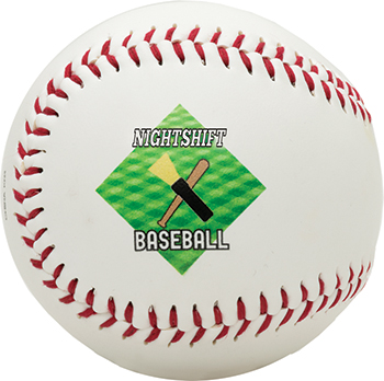 Playable Promotional Baseball