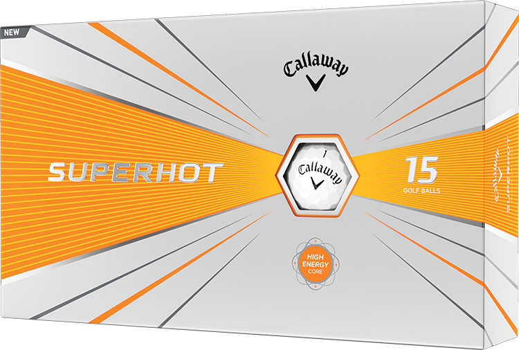 Callaway SuperHot 15-pack - In House
