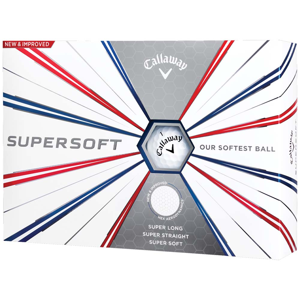 Callaway Super Soft - In House