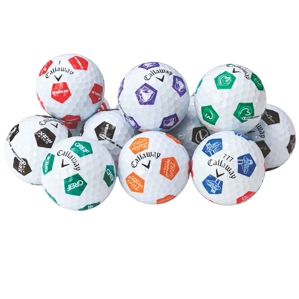 Callaway Chrome Soft  Truvis - Factory Direct