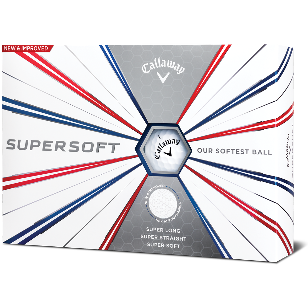 Callaway Super Soft - Factory Direct