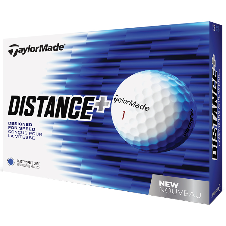 TaylorMade Distance + (Factory)