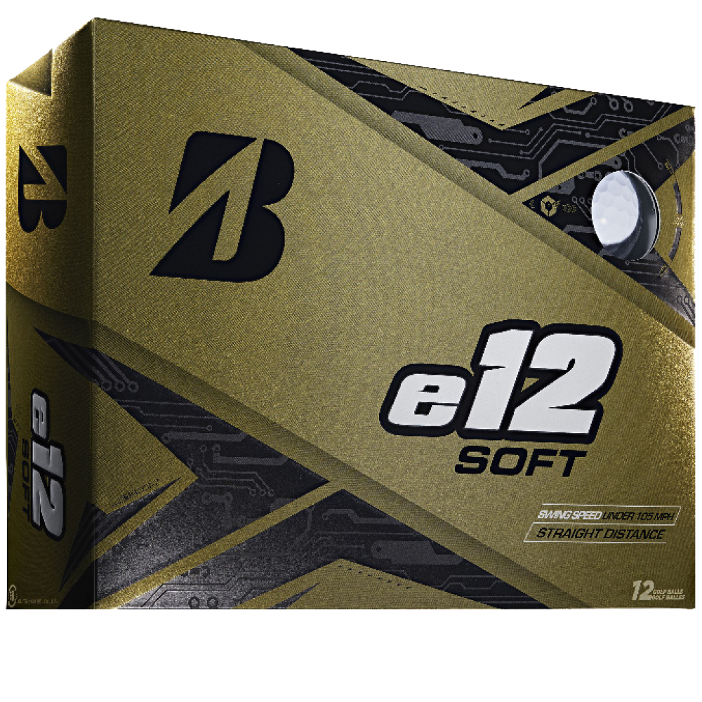Bridgestone e12 Soft - Factory Direct