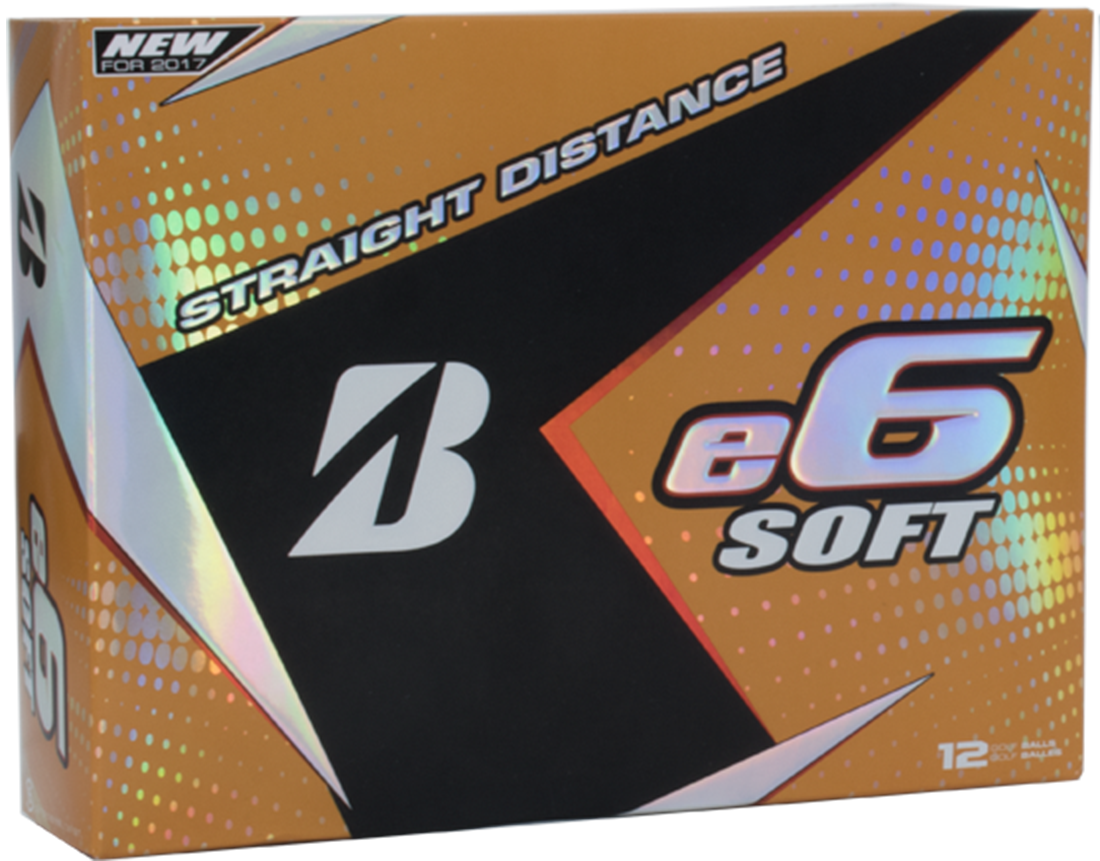 Bridgestone e6 Soft - Factory Direct