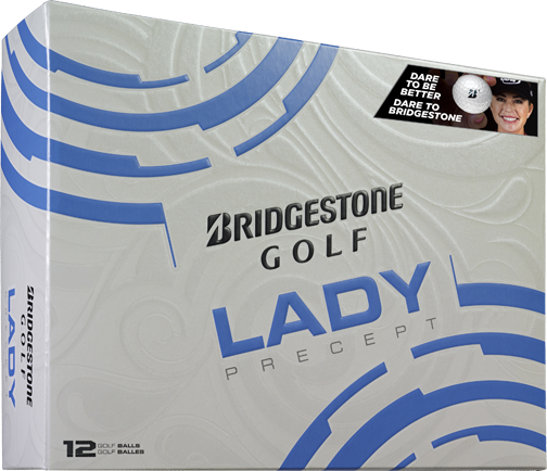 Bridgestone Lady Precept - Factory Direct