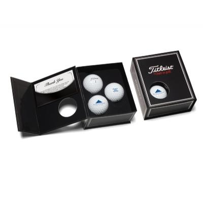 Titleist 3-Ball Appreciation Box with Pro V1x