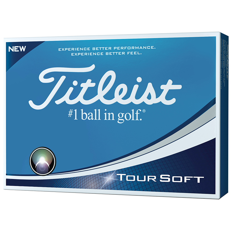 Titleist Tour Soft Golf Balls Factory Direct