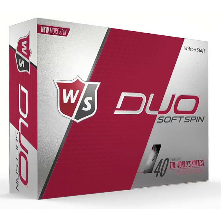 Wilson Duo Soft Spin - Factory Direct