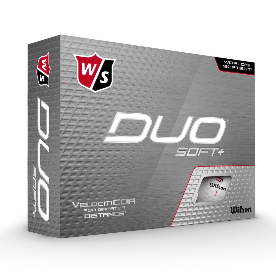 Wilson Duo Soft Plus - Factory Direct