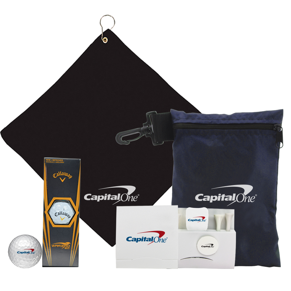 Golfer's Pal Kit- Callaway Golf Balls