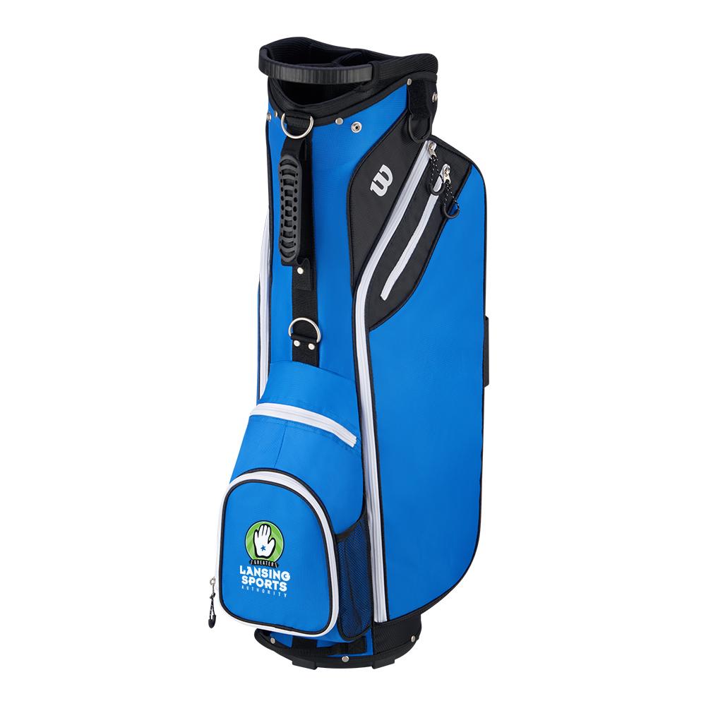 """Wilson """"W"""" Cart Bag"""