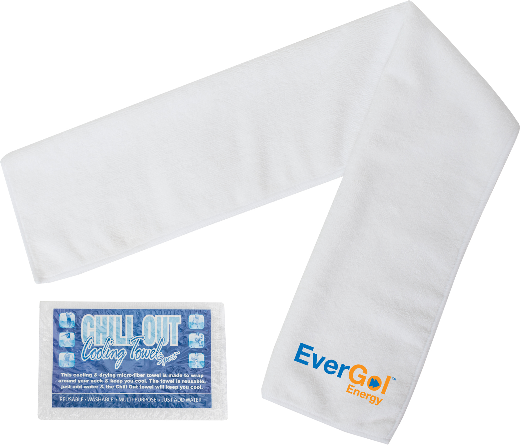 Chill Out Sport Towel
