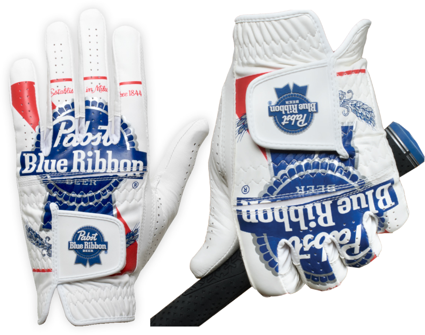 Glove Branders Design Series Cabretta Golf Glove